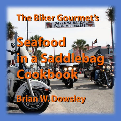 BRIAN DOWSLEY SEAFOOD COOKBOOK