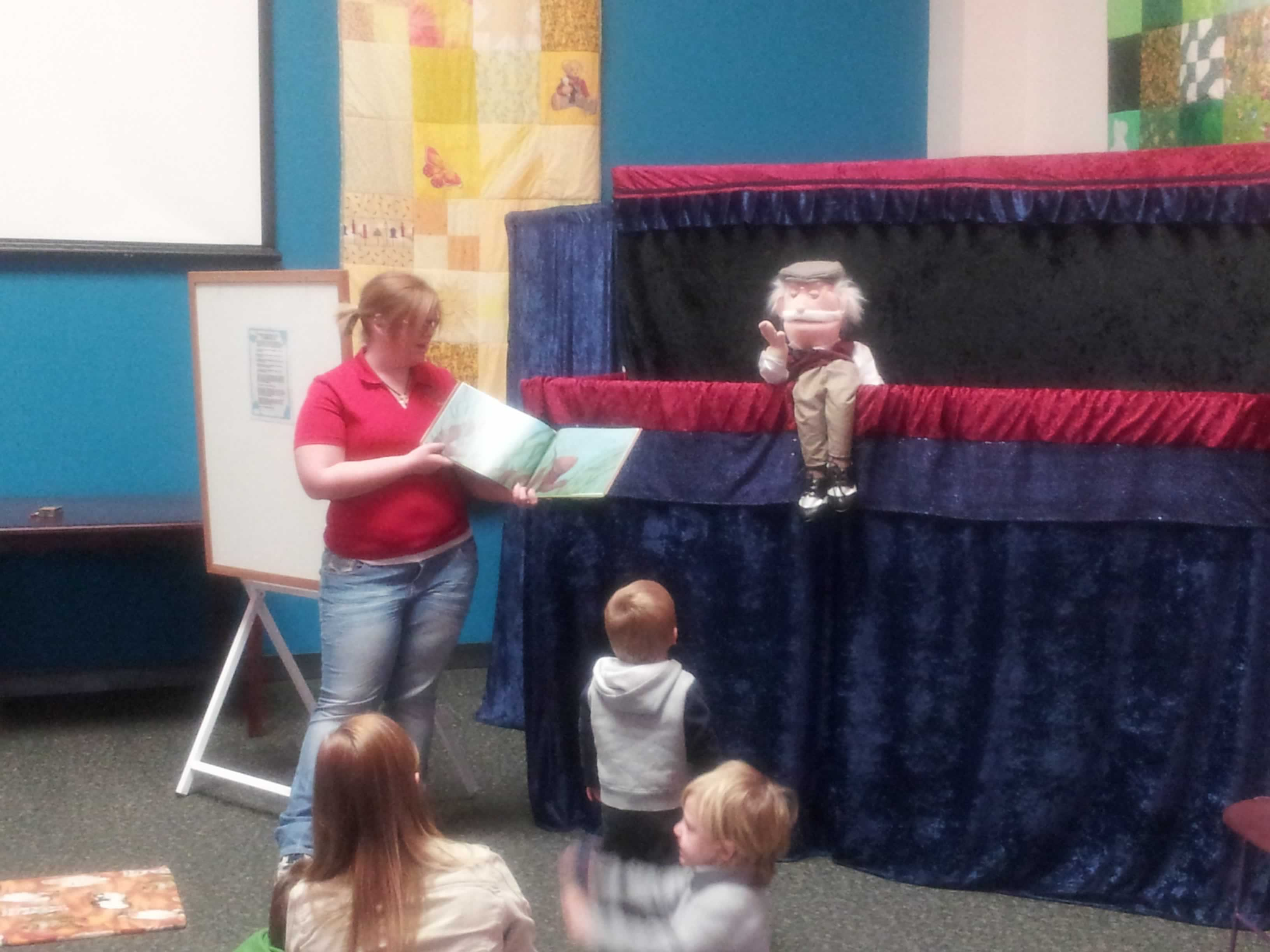 Story Time 2-15-13