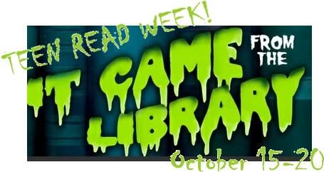 Teen Read 2012 Logo