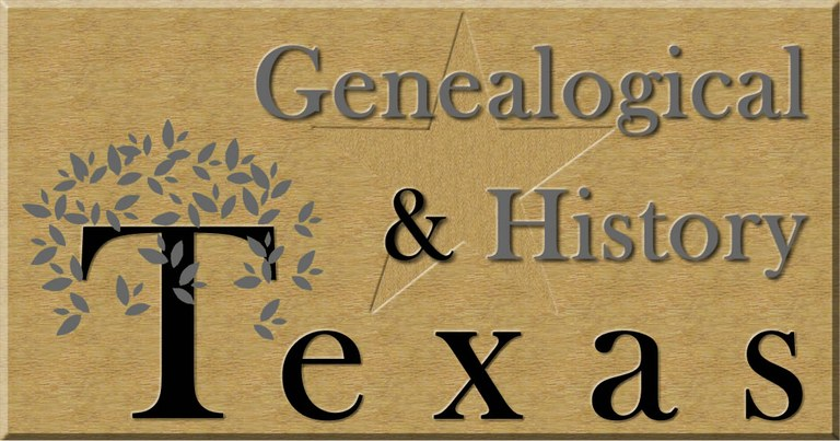 Texas Genealogical History