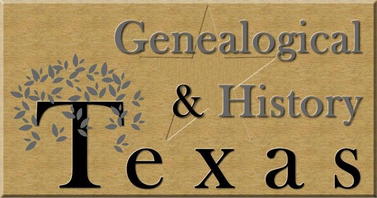 Texas Genealogical History