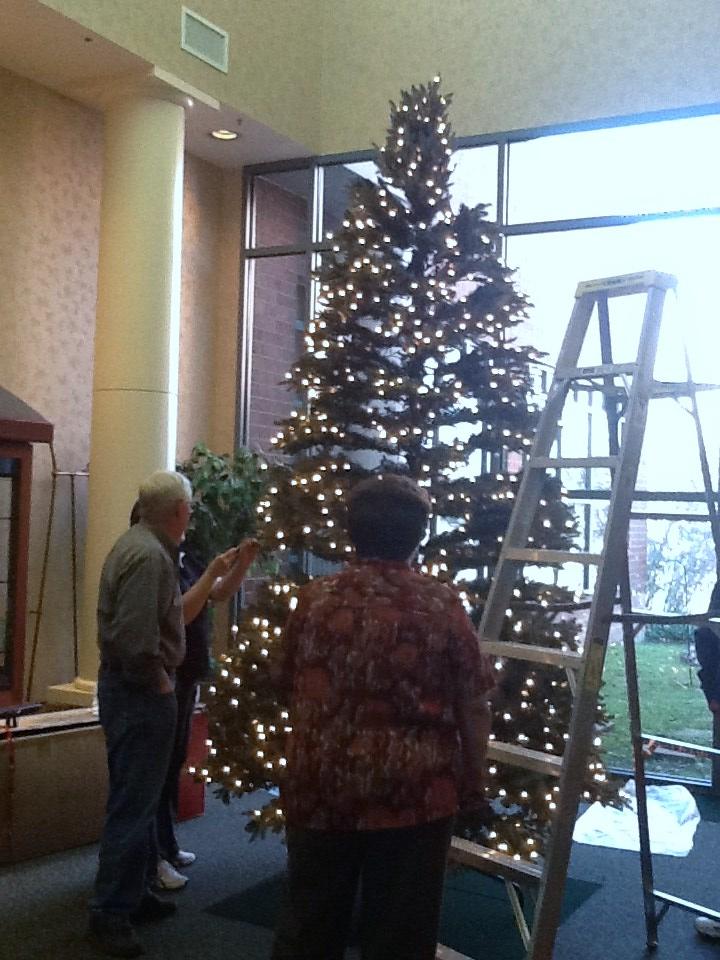 Jr. Waverly New Christmas Tree