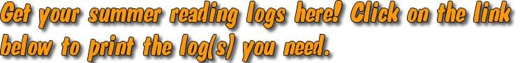 Reading Logs Image