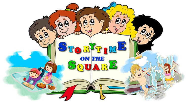 Storytime on the Square